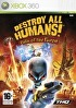 Packshot for Destroy All Humans! Path of Furon on Xbox 360
