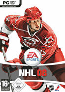 NHL 08 packshot