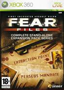 F.E.A.R. Files packshot