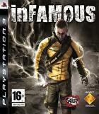 Packshot for inFamous on PlayStation 3