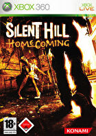Packshot for Silent Hill: Homecoming on Xbox 360