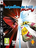 Packshot for WipEout HD on PlayStation 3