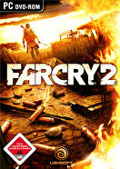 Far Cry 2 packshot