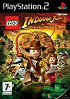 Packshot for LEGO Indiana Jones on PlayStation 2