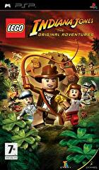 Packshot for LEGO Indiana Jones on PSP