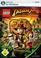 Packshot for LEGO Indiana Jones on PC