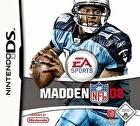Packshot for Madden NFL 08 on DS