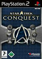 Packshot for Star Trek: Conquest on PlayStation 2
