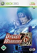 Dynasty Warriors 6 packshot