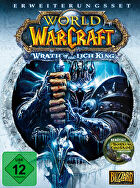 Packshot for World of Warcraft: Wrath of the Lich King on PC