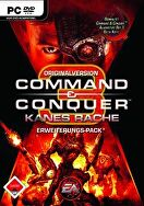 Command & Conquer 3: Kane's Wrath packshot