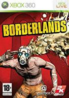 Packshot for Borderlands on Xbox 360