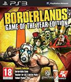 Packshot for Borderlands on PlayStation 3