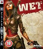 Packshot for WET on PlayStation 3