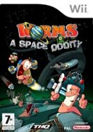 Worms: A Space Oddity packshot