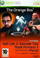 Packshot for The Orange Box on Xbox 360
