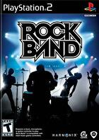 Packshot for Rock Band on PlayStation 2
