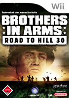 Packshot for Brothers in Arms: Road to Hill 30 on Wii