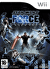 Packshot for Star Wars: The Force Unleashed on Wii