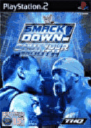 WWE Smackdown! Shut Your Mouth packshot