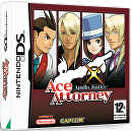 Apollo Justice: Ace Attorney packshot