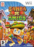 Packshot for Samba de Amigo on Wii