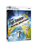 Flight Simulator X: Acceleration packshot