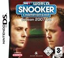 World Snooker Championship 2007-08 packshot