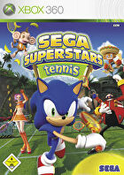 Packshot for SEGA Superstars Tennis on Xbox 360