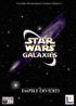 Packshot for Star Wars Galaxies: An Empire Divided on PC