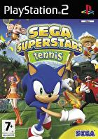 Packshot for SEGA Superstars Tennis on PlayStation 2