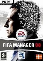 Packshot for FIFA Manager 08 on PC