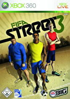 Packshot for FIFA Street 3 on Xbox 360