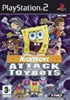 Packshot for Nicktoons: Attack of the Toybots on PlayStation 2