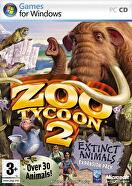 Zoo Tycoon 2: Extinct Animals packshot