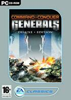 Packshot for Command & Conquer Generals on PC