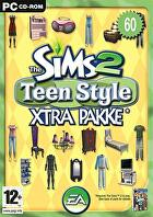 Packshot for The Sims 2 Teen Style Stuff on PC