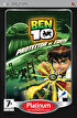 Packshot for Ben 10: Protector of Earth on PSP