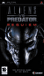 Packshot for Aliens vs Predator: Requiem on PSP