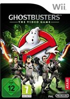 Packshot for Ghostbusters on Wii