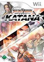 Packshot for Samurai Warriors: Katana on Wii