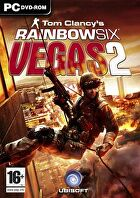 Packshot for Tom Clancy's Rainbow Six: Vegas 2 on PC