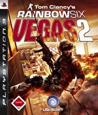 Packshot for Tom Clancy's Rainbow Six: Vegas 2 on PlayStation 3
