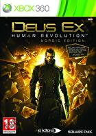 Packshot for Deus Ex: Human Revolution on Xbox 360