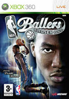 Packshot for NBA Ballers: Chosen One on Xbox 360