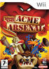 Packshot for Looney Tunes: ACME Arsenal on Wii
