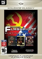 Packshot for Operation Flashpoint on PC