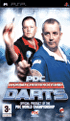 Packshot for PDC World Championship Darts 2008 on PSP