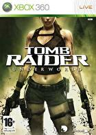 Packshot for Tomb Raider: Underworld on Xbox 360