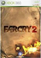 Packshot for Far Cry 2 on Xbox 360